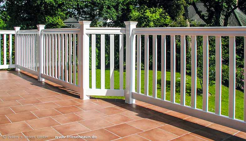 Terrassen Sichtschutz Hartholz 25 Jahre Garantie