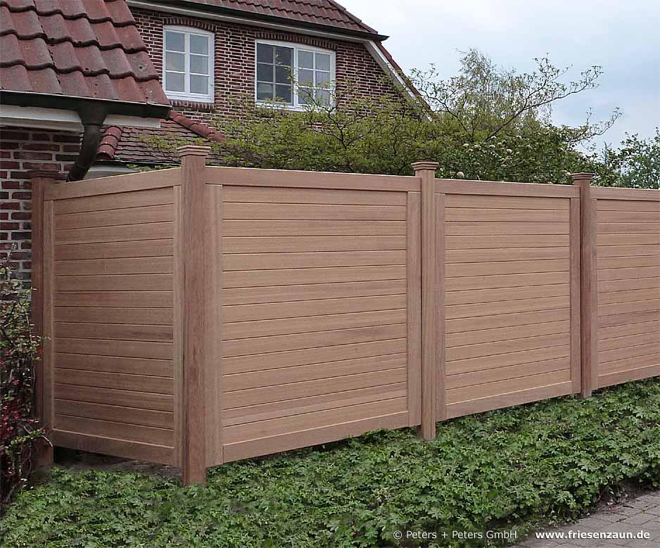 Sichtschutz ⎜ Anspruchsvoller Sichtschutz für Terrasse und ...